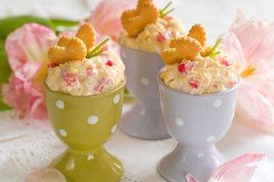 Easter appetizer