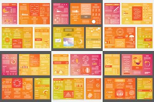 Set of vector templates