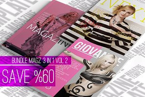 Bundle Magazine 3in1 - 2