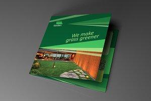 Indesign Brochure - Garden equipment