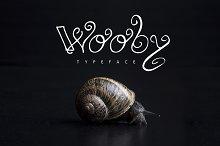 Wooby Script Typeface