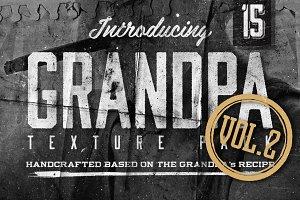 15 Grandpa's Texture Vol.2