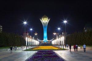 Evening Astana