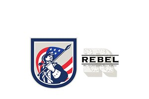 American Rebel Beer Makers Logo