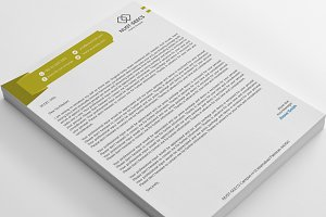 Advance Letterhead
