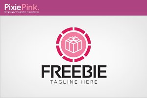 Freebie Logo Template