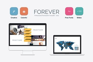 Forever Powerpoint Template