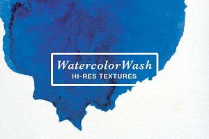 WatercolorWash Hi-Res Textures II