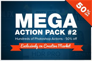 Mega Action Pack #2