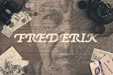 My name is Frederik