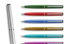 Set Colorfull Pens