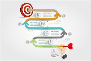 Business Target Marketing Dart Ideas