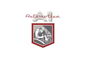 Automotive Mechanic Logo