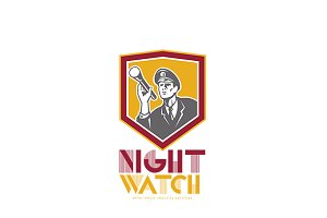 Night Watch Security Services Logo