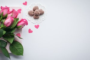 Hearts, Candy, Flowers