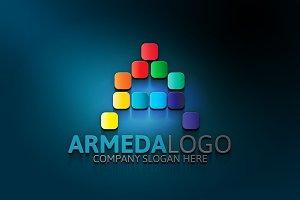 Armeda Logo/ Letter