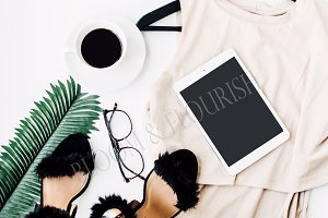 Fashion Styled Mockup Photo
