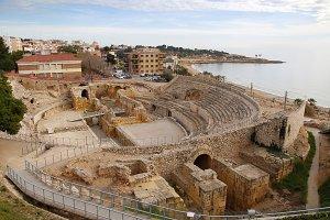 Roman amphitheater, Tarragona