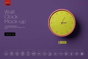 Clock Mock-up
