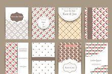 Valentine or Wedding cards V.6