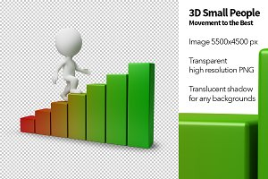 3D Small People - Movement