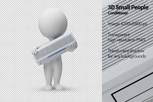 3D Small People - Conditioner