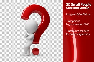 3D Small People - Question