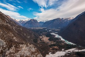 Beautiful Soca valley