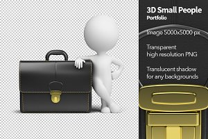 3D Small People - Portfolio