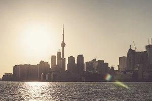 Toronto Sun Set
