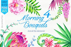 Morning Bouquets