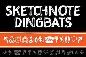 Sketchnote Dingbats