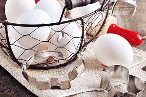 Easter baking 2