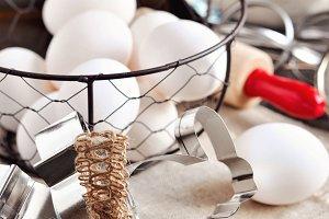 Easter baking 3
