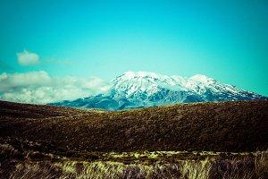 Mount Ngauruhoe, Tongariro Crossing