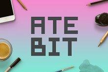 Ate Bit Font