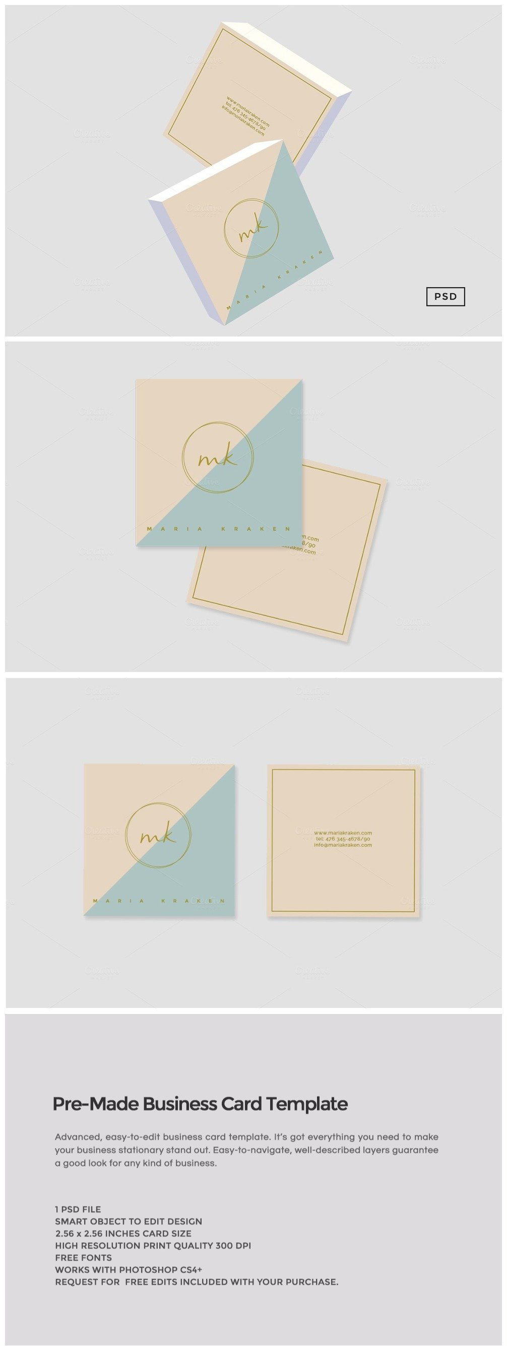 Free Printable Business Cards Free Business Cards - oukas.info