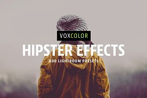 Hipster Effects - 600 LR Presets