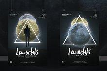 Lunochki Flyer / Poster