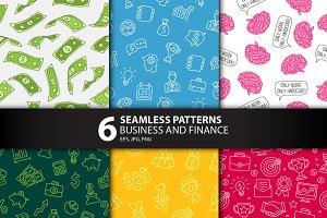 Business & Finance. Patterns