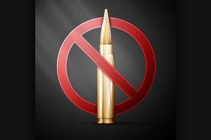 Anti war poster