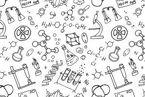Doodle pattern chemistry