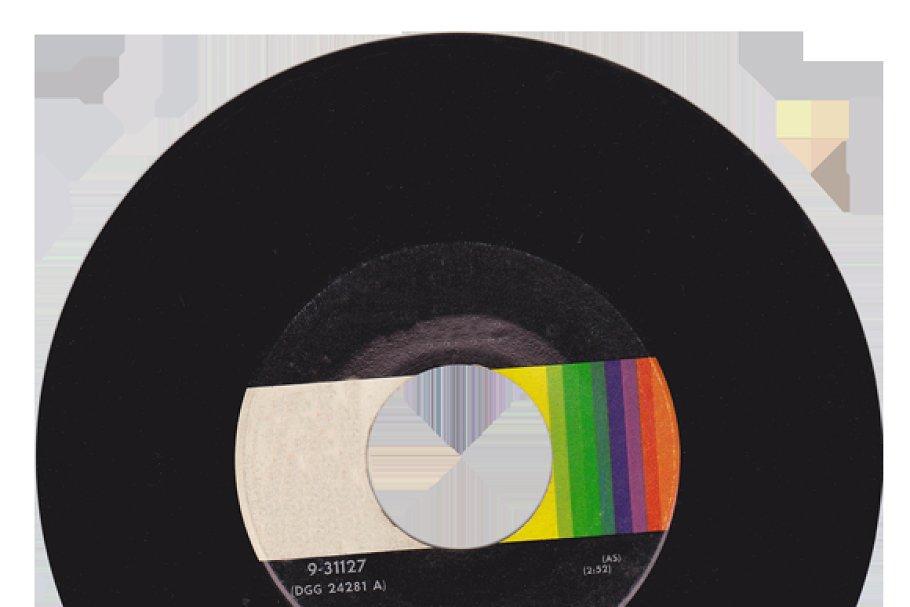 Vintage Records ~ Textures ~ Creative Market