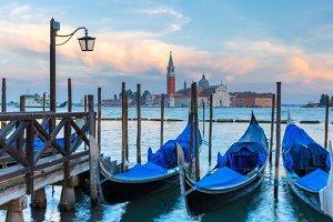 Venice lagoon, Italia