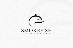Smoke Fish Logo