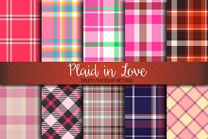 Plaid in Love