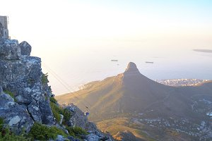 South Africa scenery, adventure
