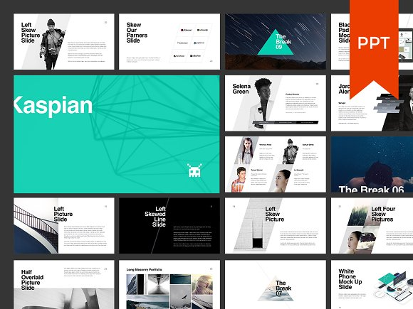 50 Stunning Presentation Templates You Won\'t Believe are ...