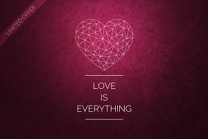 Love is Everything - Illustration