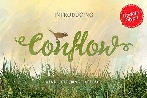 Conflow Typeface